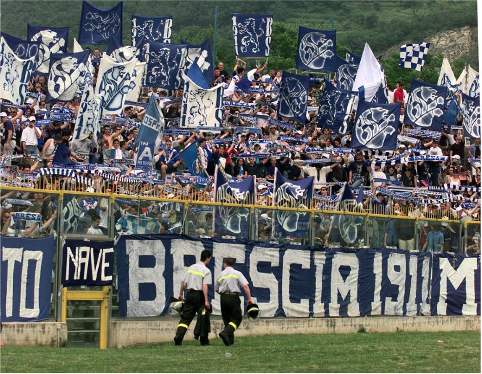 Brescia 1911, Ultras.