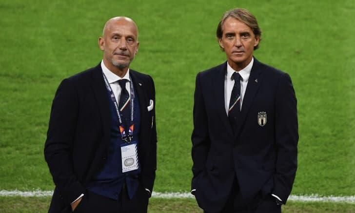 Italia Mancini Vialli
